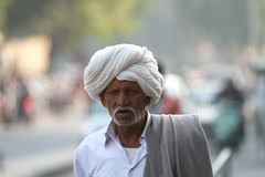 Indian men Royalty Free Stock Images