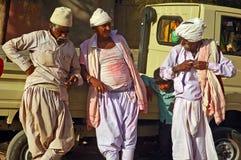 Indian Men Royalty Free Stock Image