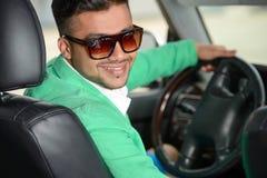 Indian Men Stock Photography