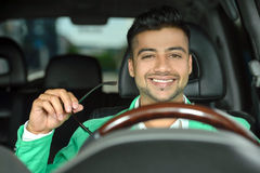 Indian Men Stock Photography