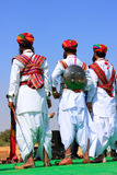 Indian men in traditional dress taking part in Mr Desert competition, Jaisalmer, India. Indian men in traditional dress taking part in Mr Desert competition stock photo
