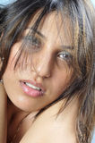 Indian Model Girl Stock Photos