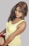 Indian model Stock Photos