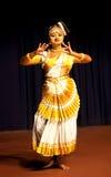 Indian Mohiniyattam dance Royalty Free Stock Images