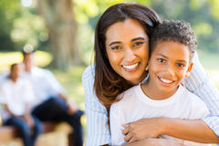 Free Indian Mother Son Stock Images - 41859104