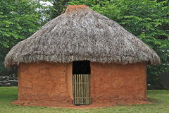 Indian Mud Hut Royalty Free Stock Photos