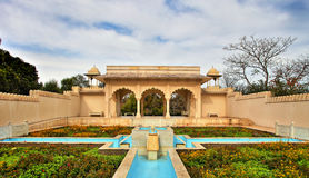 Indian Mughal Garden Stock Photography