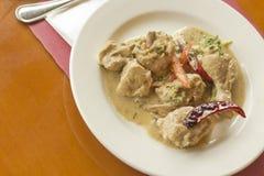Indian Mughlai Chicken Royalty Free Stock Image