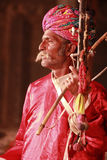 Indian Musician Royalty Free Stock Image