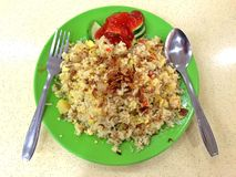 Indian nasi goreng Stock Photography
