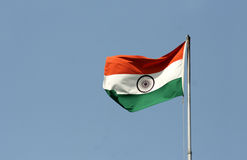 Indian  National flag Stock Images