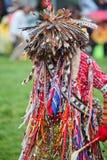 Indian Native Stock Image