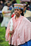 Indian Native Stock Photo