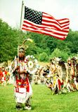 indian native pow wow Obraz Royalty Free