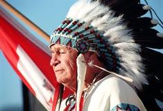 Indian nativo Foto de Stock Royalty Free