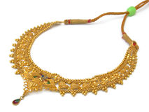 Indian necklace  Stock Photos