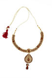 Indian Necklace Royalty Free Stock Photos