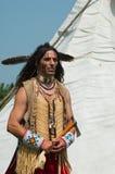 Indian norte-americano imagem de stock