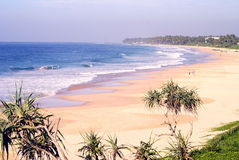 Indian ocean Royalty Free Stock Photography