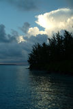 Indian Ocean Lagoon Royalty Free Stock Images