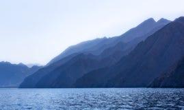 Indian ocean shore, Oman Stock Photos
