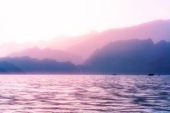 Indian ocean shore, Oman Stock Image