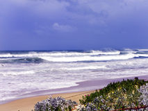 Indian Ocean Storm Royalty Free Stock Photo