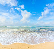 The Indian ocean. Stock Photography