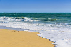 Indian ocean view, Australia. Royalty Free Stock Image