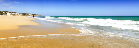 Indian ocean view, Australia. Royalty Free Stock Images