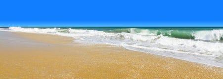 Indian ocean view, Australia. Stock Image