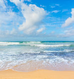 The Indian ocean. Royalty Free Stock Images