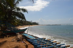 The Indian ocean Royalty Free Stock Image