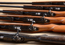 Indian Old Rifle Royalty Free Stock Photos