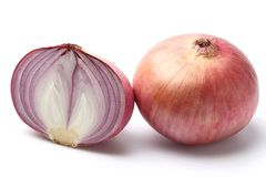 Indian onion Stock Image