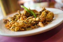 Indian Onion Pakora Stock Images