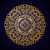 Indian ornament Royalty Free Stock Photo