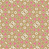 Indian ornamental pattern Stock Image