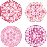 Indian ornaments Royalty Free Stock Photography