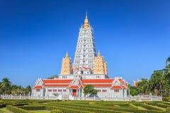 Indian Pagoda - Pattaya - Thailand Royalty Free Stock Photography
