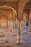 Indian palace. It's a photo of an Indian palace Royalty Free Stock Photo