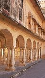 Indian palace Stock Photography