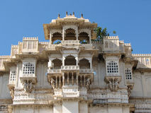 Indian palace Royalty Free Stock Photos