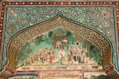 Indian palace, Bundi Royalty Free Stock Photography
