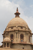 Indian parlament Royalty Free Stock Photo