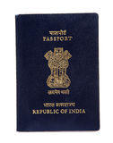 Indian passport Stock Photography