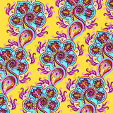 Indian pattern Royalty Free Stock Photos