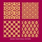 Indian pattern design Stock Photo
