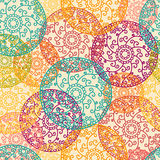 Indian Pattern - Detailed and easily editable Stock Photography