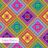 Indian Pattern - Detailed and easily editable Stock Images